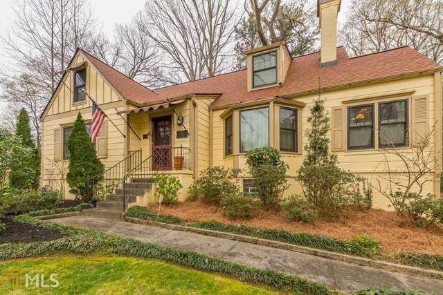 1966 Lyle Ave, College Park, GA 30337 (MLS #8953044) :: Athens Georgia Homes