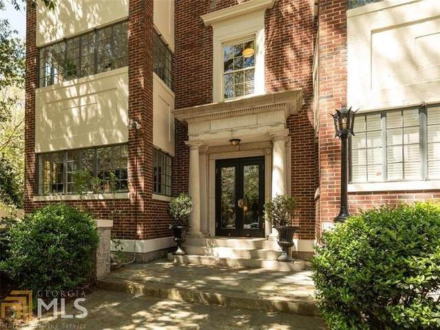 1898 Wycliff Rd #10, Atlanta, GA 30309 (MLS #8953086) :: Keller Williams Realty Atlanta Partners