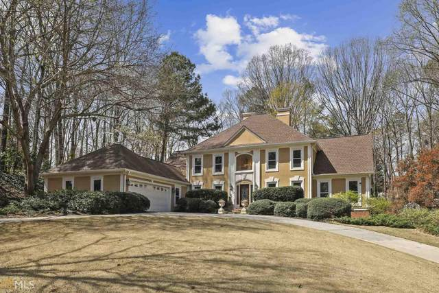 590 Valley Hall Dr, Sandy Springs, GA 30350 (MLS #8953088) :: Savannah Real Estate Experts