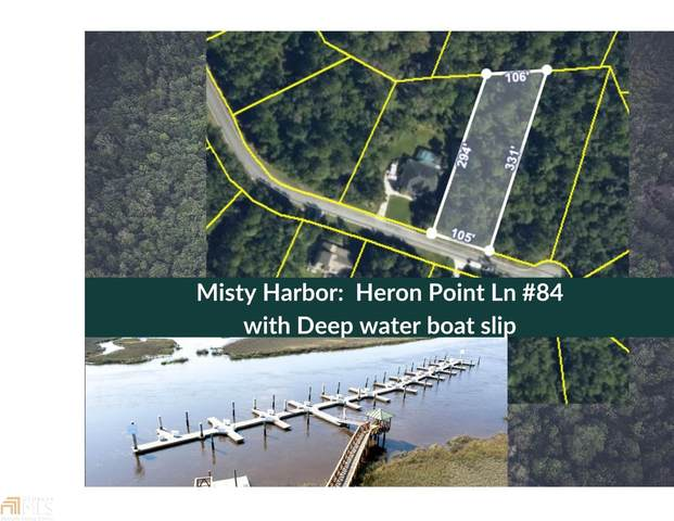 0 Heron Point Ln #84, Woodbine, GA 31569 (MLS #8953278) :: Military Realty