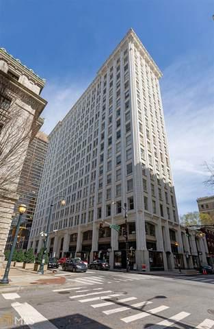 57 Forsyth St 11G, Atlanta, GA 30303 (MLS #8953314) :: Houska Realty Group