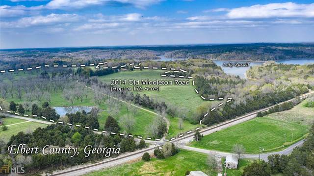 2014 Old Middleton Rd, Elberton, GA 30635 (MLS #8953363) :: Michelle Humes Group