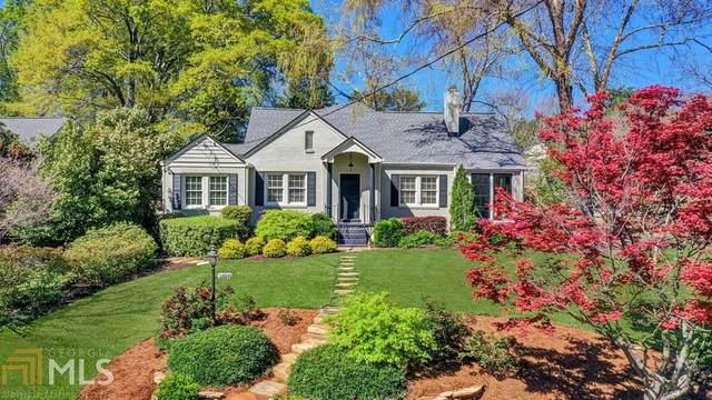 2880 Alpine Rd, Atlanta, GA 30305 (MLS #8953412) :: Savannah Real Estate Experts