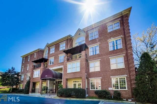 1735 Peachtree St #302, Atlanta, GA 30309 (MLS #8953432) :: Bonds Realty Group Keller Williams Realty - Atlanta Partners