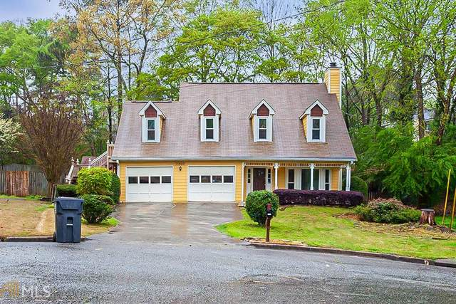 2392 High Forest, Duluth, GA 30096 (MLS #8953482) :: Perri Mitchell Realty