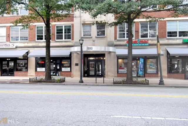 800 Peachtree St #1326, Atlanta, GA 30308 (MLS #8953537) :: Team Reign