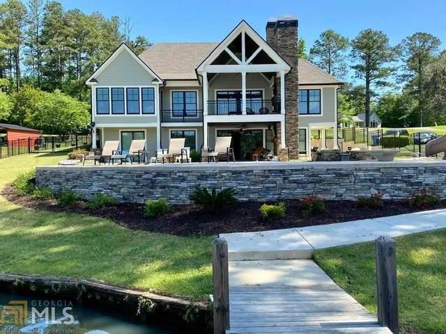 121 NE Lakeshore Cir, Milledgeville, GA 31061 (MLS #8953586) :: Crest Realty
