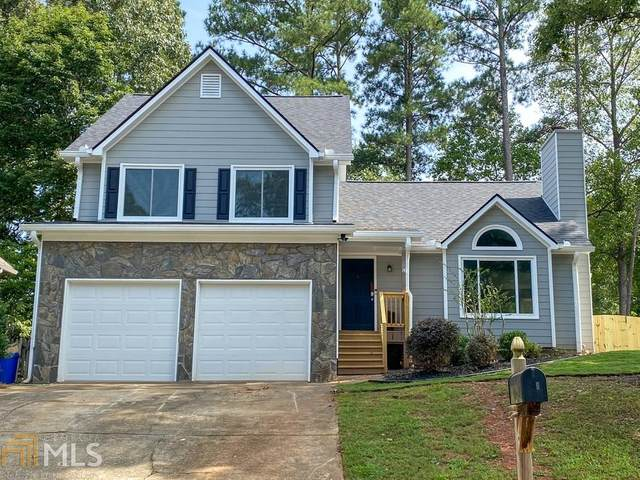 100 Clubhouse Drive, Kennesaw, GA 30144 (MLS #8953666) :: Team Reign