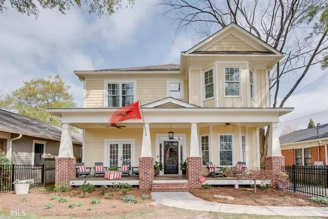 1569 NW Walker, College Park, GA 30337 (MLS #8953762) :: Athens Georgia Homes