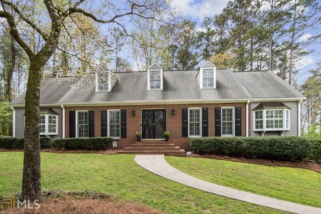 549 Indian Hills Pkwy, Marietta, GA 30068 (MLS #8953827) :: Savannah Real Estate Experts