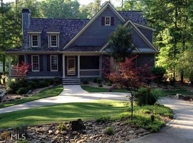 1011 Pinehurst Dr, Greensboro, GA 30642 (MLS #8953922) :: Crest Realty