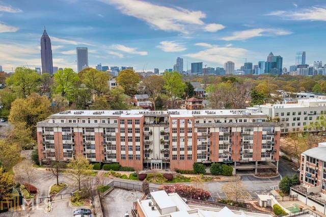 640 Glen Iris Dr #609, Atlanta, GA 30308 (MLS #8954061) :: Houska Realty Group
