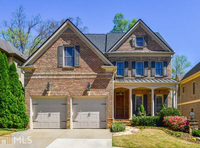 1068 Bluffhaven Way, Atlanta, GA 30319 (MLS #8954173) :: Keller Williams Realty Atlanta Partners