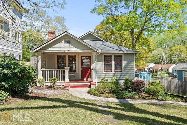 2142 Delano Dr, Atlanta, GA 30317 (MLS #8954247) :: RE/MAX Eagle Creek Realty
