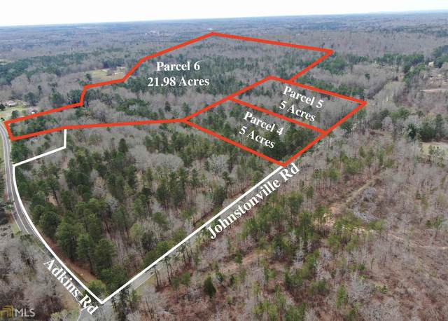 0 Johnstonville Rd Parcel 5, Barnesville, GA 30204 (MLS #8954570) :: Crown Realty Group