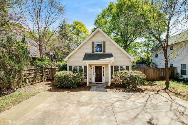 2089 College Ave, Atlanta, GA 30317 (MLS #8954588) :: Regent Realty Company