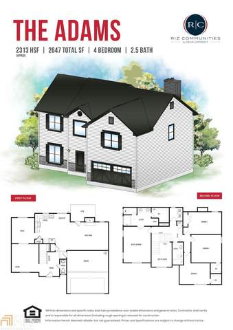 225 Triumph Trl #27, Covington, GA 30016 (MLS #8954631) :: Savannah Real Estate Experts