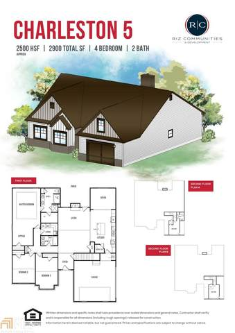 130 Triumph Trl #36, Covington, GA 30016 (MLS #8954637) :: Savannah Real Estate Experts
