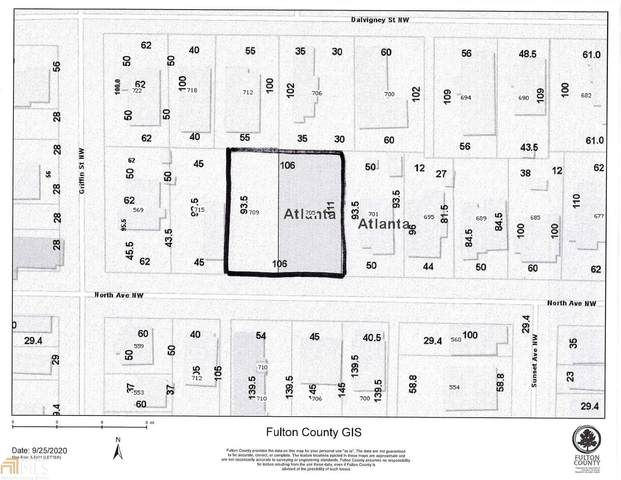705 North Ave, Atlanta, GA 30318 (MLS #8954779) :: Perri Mitchell Realty