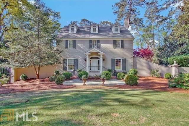 1050 Peachtree Battle Ave, Atlanta, GA 30327 (MLS #8954866) :: Houska Realty Group