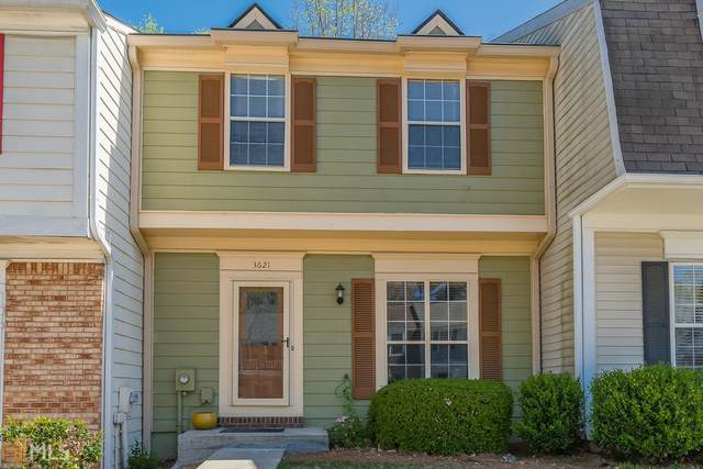 3621 Monticello Cmns, Peachtree Corners, GA 30092 (MLS #8954910) :: Scott Fine Homes at Keller Williams First Atlanta