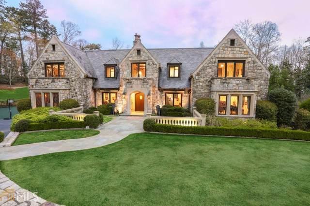 1919 River Forest Rd, Atlanta, GA 30327 (MLS #8955002) :: Buffington Real Estate Group
