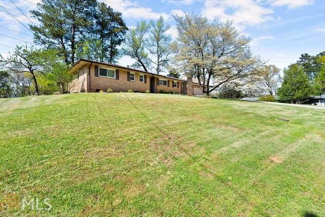 2361 Elmwood Dr, Atlanta, GA 30339 (MLS #8955196) :: Crest Realty