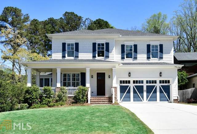 2609 Skyland Dr, Brookhaven, GA 30319 (MLS #8955238) :: Michelle Humes Group