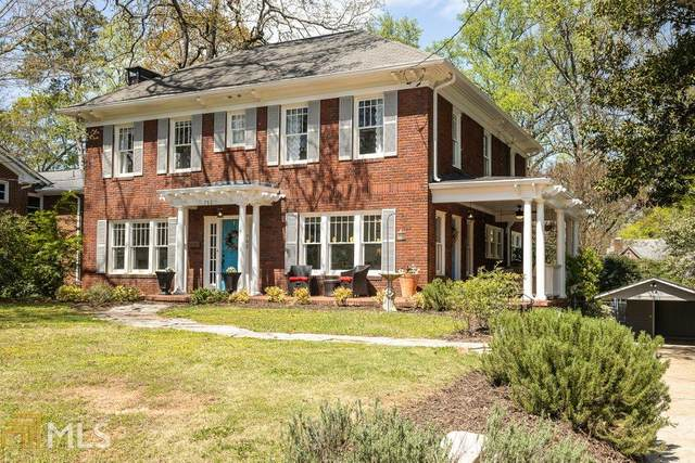702 E Ponce De Leon Ave, Decatur, GA 30030 (MLS #8955285) :: Perri Mitchell Realty