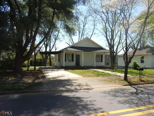 205 SE Fourth Ave, Thomaston, GA 30286 (MLS #8955438) :: The Heyl Group at Keller Williams