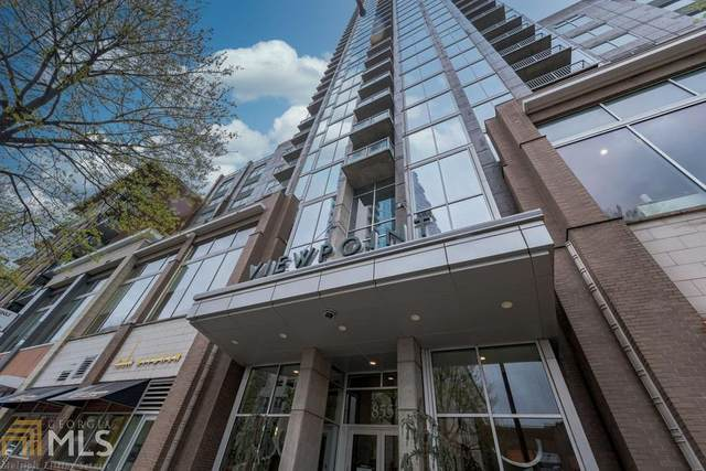 855 Peachtree St #2804, Atlanta, GA 30308 (MLS #8955444) :: RE/MAX Eagle Creek Realty