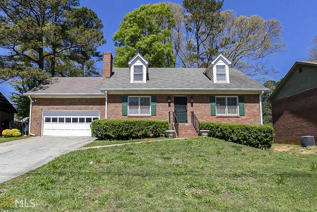 6348 Phillips, Lithonia, GA 30058 (MLS #8955580) :: RE/MAX Eagle Creek Realty