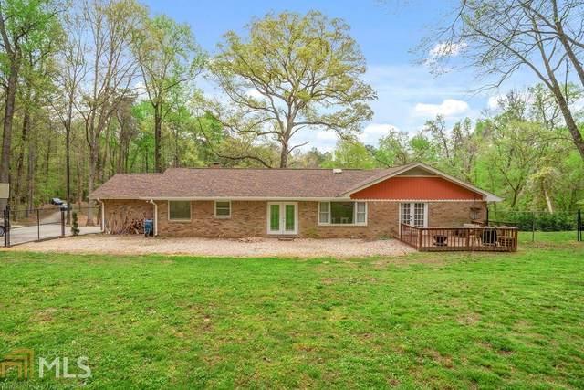 2803 Fork Creek Church Rd, Ellenwood, GA 30294 (MLS #8955657) :: Rettro Group