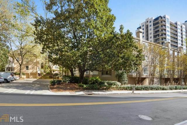 244 13Th St #315, Atlanta, GA 30309 (MLS #8955691) :: Houska Realty Group