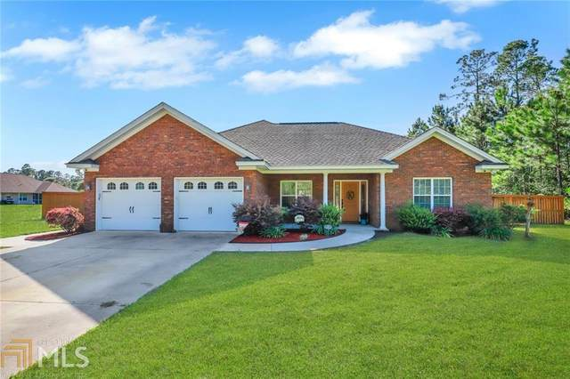 24 Hunters Dr, Brunswick, GA 31525 (MLS #8955770) :: Military Realty