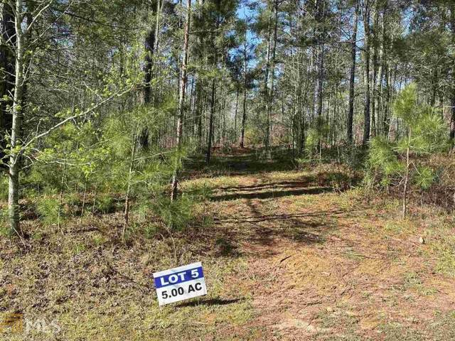 0 Eagle Way Dr Lot 5, Greensboro, GA 30642 (MLS #8955779) :: Crest Realty