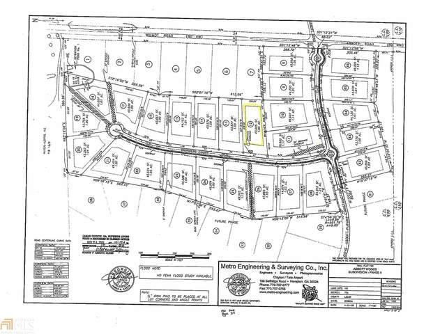 0 Abbott Cv Lot 25, Barnesville, GA 30204 (MLS #8955841) :: Crown Realty Group