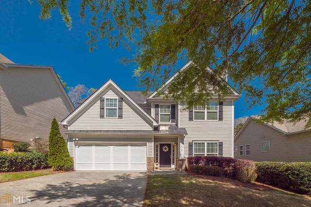 818 Austin Creek Dr, Buford, GA 30518 (MLS #8955918) :: Military Realty