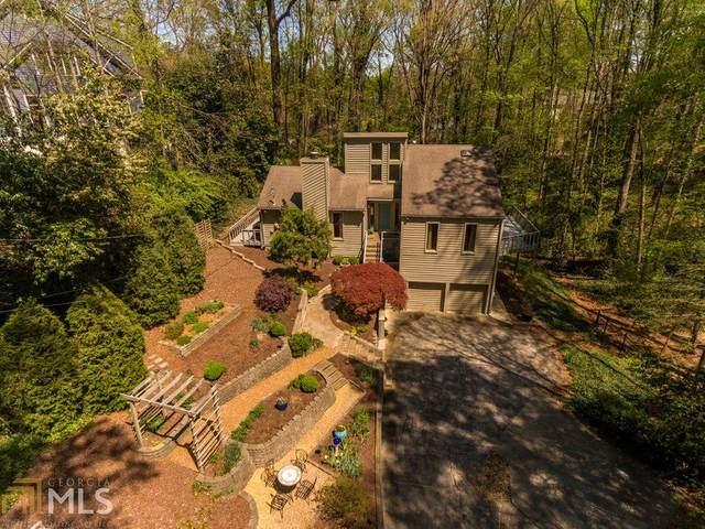 4595 Dudley Ln, Atlanta, GA 30327 (MLS #8955935) :: RE/MAX Eagle Creek Realty