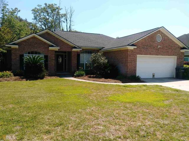 152 Stately Oaks Cir, Brunswick, GA 31523 (MLS #8956083) :: Military Realty