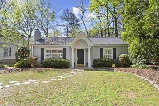 56 Lakeland Dr, Atlanta, GA 30305 (MLS #8956125) :: Houska Realty Group
