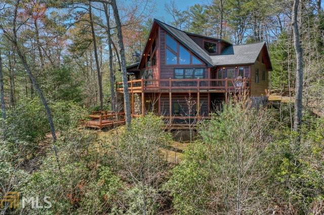 728 Choctaw Ridge Rd, Blue Ridge, GA 30513 (MLS #8956221) :: The Realty Queen & Team