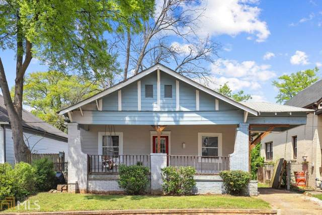 422 Gartrell St, Atlanta, GA 30312 (MLS #8956242) :: HergGroup Atlanta