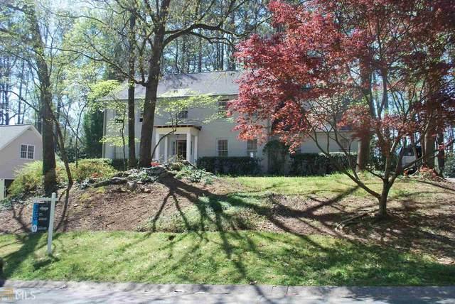 810 SW Hampton Pl, Marietta, GA 30064 (MLS #8956259) :: Savannah Real Estate Experts