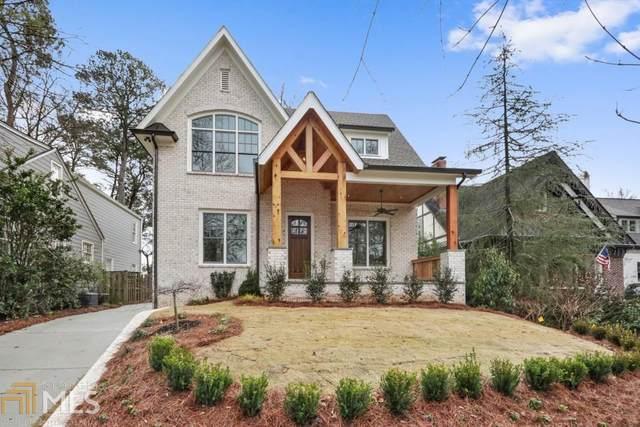 2155 Mckinley Rd, Atlanta, GA 30318 (MLS #8956300) :: Rettro Group