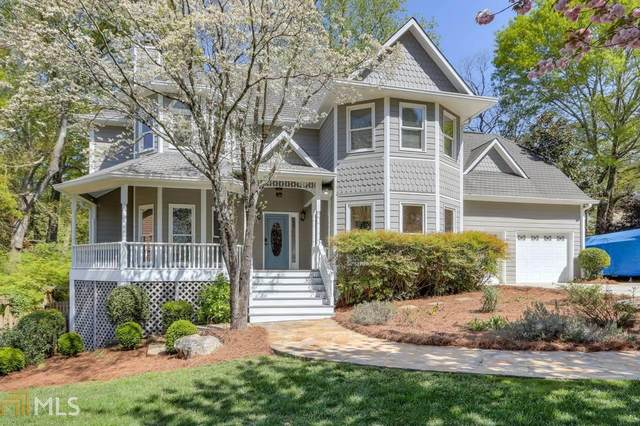 205 Old Tree Trce, Roswell, GA 30075 (MLS #8956381) :: Crest Realty