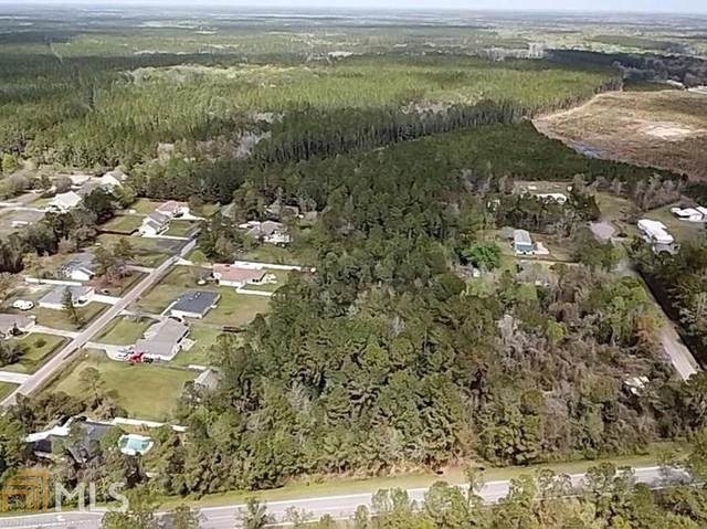 106 005 N Harrietts Bluff Rd, Woodbine, GA 31569 (MLS #8956384) :: Military Realty