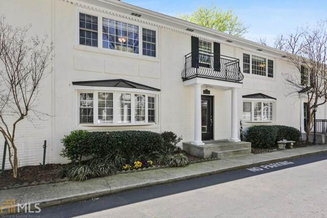 841 Frederica St #8, Atlanta, GA 30306 (MLS #8956417) :: Keller Williams Realty Atlanta Partners