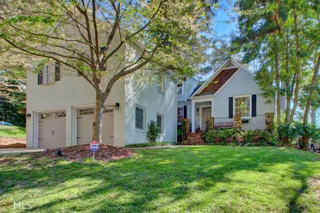 627 Hillpine Dr, Atlanta, GA 30306 (MLS #8956434) :: RE/MAX Eagle Creek Realty