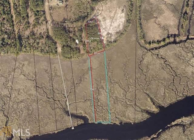 0 White Oak Creek Dr Lot 13, White Oak, GA 31568 (MLS #8956441) :: Military Realty